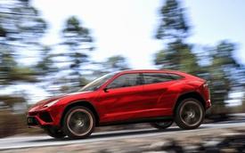 Siêu SUV Lamborghini Urus bắt đầu được sản xuất vào tháng 4 tới