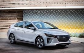 Đấu Toyota Prius Prime, Hyundai Ioniq 2018 thêm bản Plug-in Hybrid với giá rẻ hơn