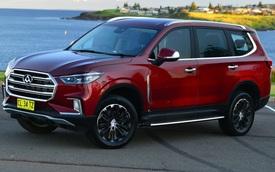 Toyota Fortuner 2017 có thêm đối thủ trong phân khúc SUV 7 chỗ