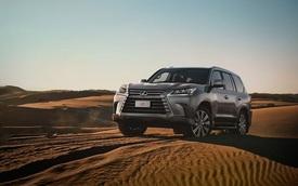 """""""Chuyên cơ mặt đất"""" Lexus LX450d 2017 không có ở Việt Nam được chốt giá từ 8,1 tỷ Đồng"""