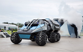 NASA giới thiệu xe thám hiểm sao Hỏa Mars Rover mới