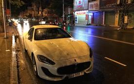 Hàng hiếm Maserati GranTurismo Sport biển đẹp Đà Nẵng thả dáng trên phố đêm tại Tây Nguyên