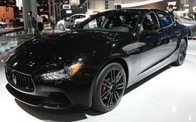 Maserati trình làng phiên bản giới hạn của Ghibli, giá từ 1,7 tỷ Đồng