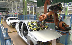 Mercedes-Benz A-Class được lắp ráp như thế nào?