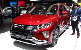 Trong 3 năm tới, Mitsubishi sẽ tung ra 6 mẫu xe hoàn toàn mới