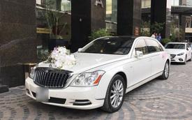 MC Thành Trung đón dâu bằng Maybach 62S trị giá 28 tỷ Đồng