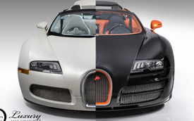 """""""Võ sỹ triệu phú"""" Floyd Mayweather rao bán cặp đôi siêu xe Bugatti Veyron"""