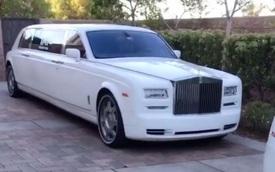 """Võ sỹ triệu phú Floyd Mayweather khoe dàn 6 xe Rolls-Royce khiến ai cũng """"phát hờn"""""""