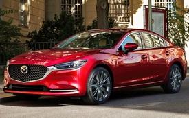 Mazda6 2018 được trang bị động cơ tăng áp để cạnh tranh Camry và Accord