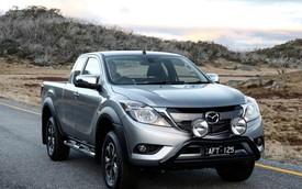 """Xe bán tải Mazda BT-50 đời mới sẽ có thiết kế """"nam tính"""" hơn"""