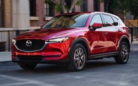 """Mazda CX-5 2017 bản """"full option"""" có giá lên đến 35.000 USD"""