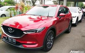 Mazda CX-5 2017 đặt chân đến Đông Nam Á, sẵn sàng cho ngày ra mắt