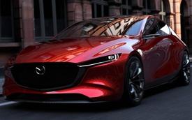Kai Concept - bản xem trước của Mazda3 thế hệ mới