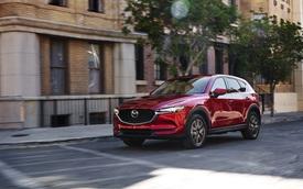 Mazda mang bộ ba CX-5, CX-3 và Mazda2 2017 đến triển lãm Geneva năm nay