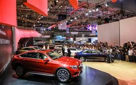 Mercedes-Benz mang 18 xe sang đến triển lãm ô tô Quốc tế VIMS 2017