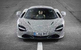 """Bắt gặp siêu xe """"nhanh nhất từ trước đến nay của McLaren"""" trên đường thử"""