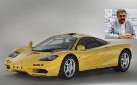 """Khám phá bộ sưu tập xe cổ của """"cha đẻ"""" McLaren F1"""