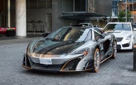 """Bắt gặp """"gương di động"""" hàng hiếm McLaren MSO HS tại Canada"""