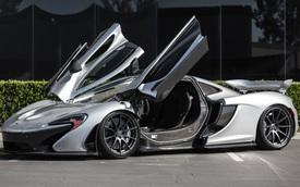 McLaren P1 với màu sơn bạc hiếm gặp được rao bán 55 tỷ Đồng