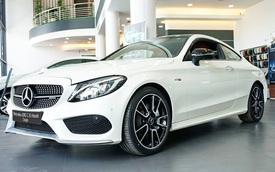 Mercedes-AMG C43 4Matic Coupe đầu tiên về Việt Nam, giá từ 4,2 tỷ Đồng