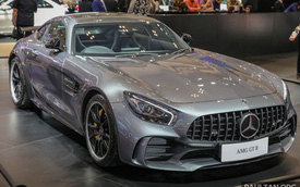 """Diện kiến siêu xe Mercedes-AMG GT R """"bằng xương, bằng thịt"""" tại Đông Nam Á"""