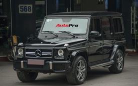 Mercedes-Benz G63 AMG cũ rao bán hơn 7 tỷ đồng tại Hà Nội