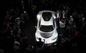 Triển lãm ô tô tương lai sẽ sớm giống sự kiện ra mắt iPhone?