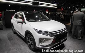 Mitsubishi Eclipse Cross - đối thủ của Honda CR-V và Mazda CX-5 - cập bến châu Á