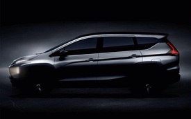 Mitsubishi Expander - Xe MPV cỡ nhỏ mới dành cho Đông Nam Á