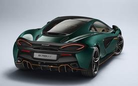 Làm quen với McLaren 570GT chỉ có 6 chiếc được sản xuất trên toàn thế giới, giá từ 5,8 tỷ Đồng