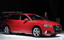 Cận cảnh Audi A3 Sportback mới ra mắt, giá từ 1,55 tỷ VNĐ