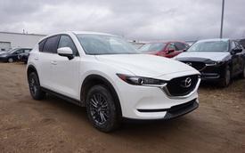Chưa ra mắt, Mazda CX-5 thế hệ mới đã nhận đặt cọc và có giá tạm tính