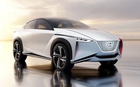 Nissan IMx Concept - Tự động lái, thiết kế tối giản