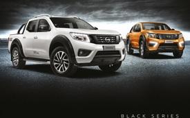 Nissan Navara thay đổi nhẹ với phiên bản đặc biệt Black Series