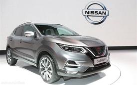 Phiên bản nâng cấp của crossover bán chạy Nissan Qashqai trình làng