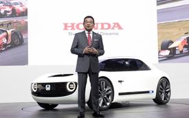 Tất tần tật những gì Honda mang tới Tokyo Motor Show 2017