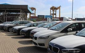 Ô tô Âu Châu còn khoảng 450 xe ô tô tại cảng VICT
