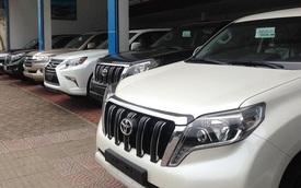 Từ năm 2018, ô tô cũ về Việt Nam có thể đắt hơn xe nhập khẩu mới