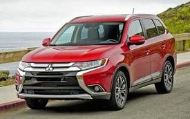 Đấu Honda CR-V, Mitsubishi Outlander chuyển sang lắp ráp trong nước