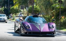Siêu xe hàng độc Pagani Zonda 760 LH của Lewis Hamilton tái xuất sau gần 2 năm gặp nạn