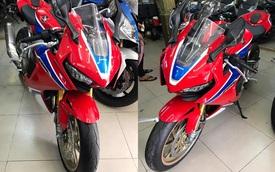 Thêm siêu mô tô hàng hiếm Honda CBR1000RR SP2 2017 cập bến Việt Nam