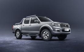 Peugeot ra mắt xe bán tải giá rẻ mang tên Pick Up