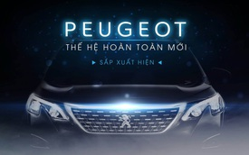Đấu Mazda CX-5, Peugeot 3008 sắp lột xác tại Việt Nam