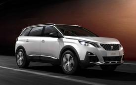 SUV 7 chỗ Peugeot 5008 giá tạm tính 1,5 tỷ đồng tại Việt Nam