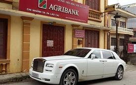 Rolls-Royce Phantom Series II màu trắng muốt xuất hiện tại Sapa