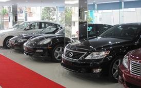 Thị trường ô tô 'rơi tự do' - Nhiều mẫu xe ế ẩm