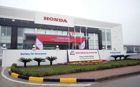 Sau 6 tháng, Trung tâm đào tạo lái xe an toàn mới của Honda Việt Nam đã khánh thành