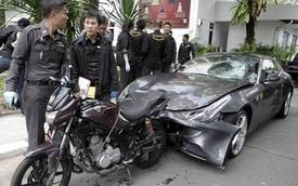 Gây tai nạn chết người, cậu ấm của gia tộc tỷ phú Red Bull vẫn ung dung hưởng thụ cuộc sống xa hoa