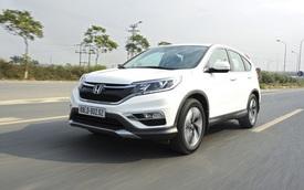 10 xe bán chạy nhất Việt Nam tháng 9: Honda CR-V bất ngờ xếp thứ 2