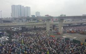 Hà Nội thông qua nghị quyết cấm xe máy vào năm 2030